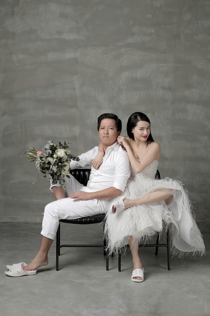Trọn bộ ảnh cưới  của Trường Giang - Nhã Phương - Ảnh 3.