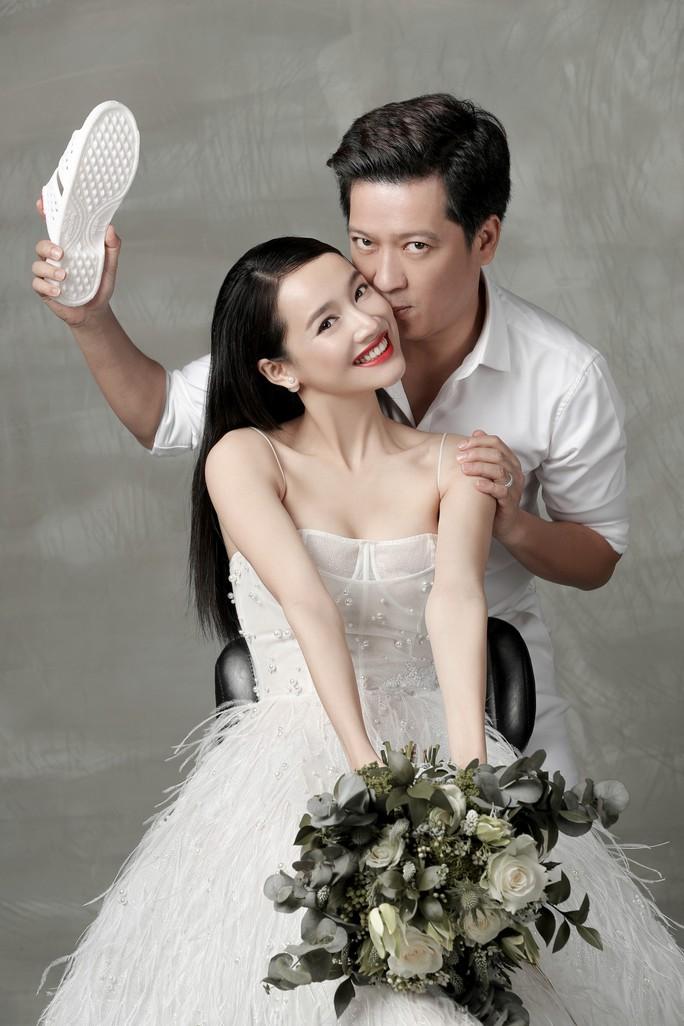 Trọn bộ ảnh cưới  của Trường Giang - Nhã Phương - Ảnh 2.