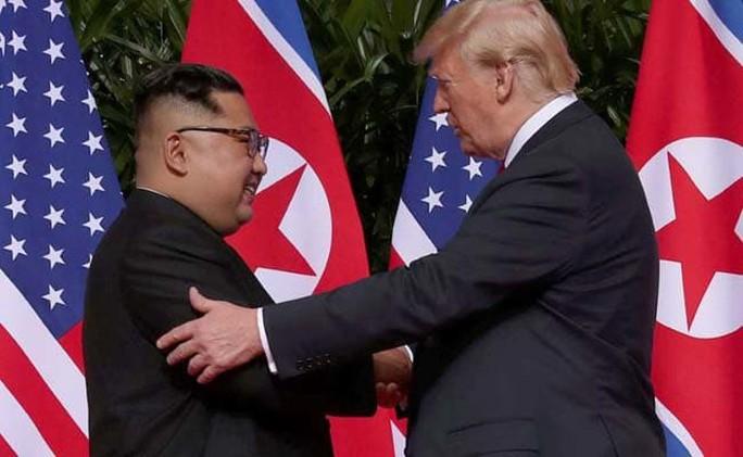 Mỹ bất ngờ cứng giọng về Triều Tiên - Ảnh 1.