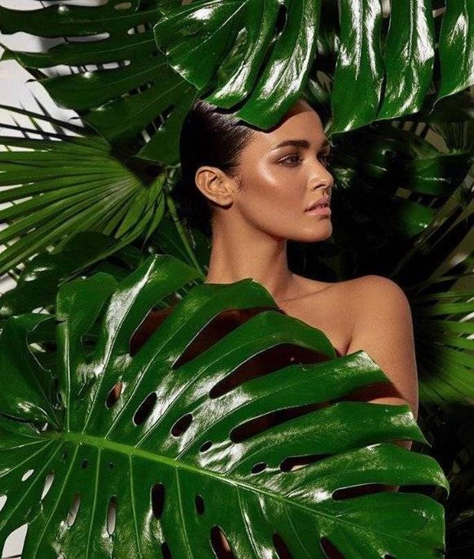 Cận cảnh vẻ đẹp tân Hoa hậu Hoàn vũ Puerto Rico - Ảnh 8.