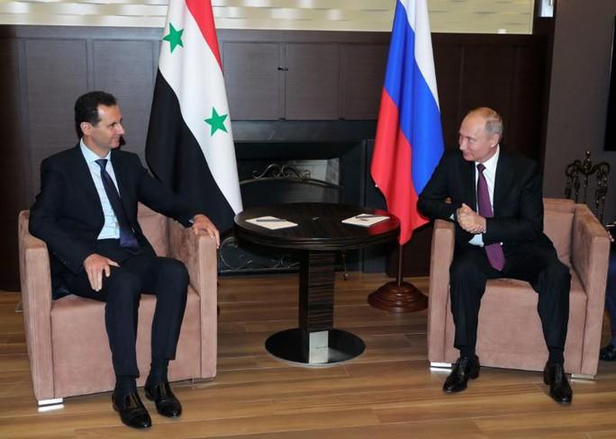 Ông Assad: Tổng thống Putin đích thân hứa gửi S-300 cho Syria - Ảnh 1.