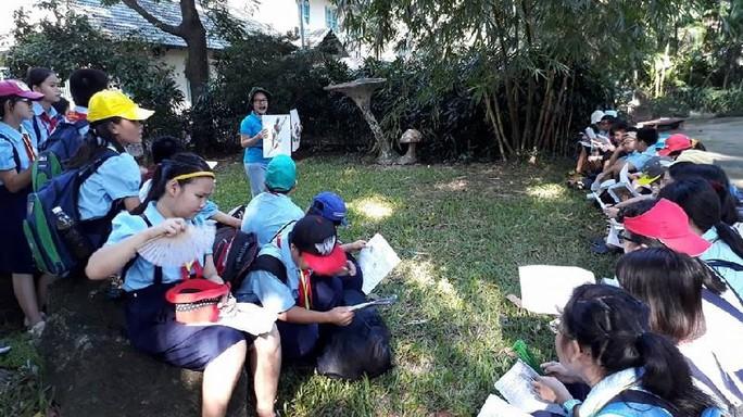 TP HCM: Học sinh nghỉ học ngày 26-11 do ảnh hưởng bão số 9 - Ảnh 1.