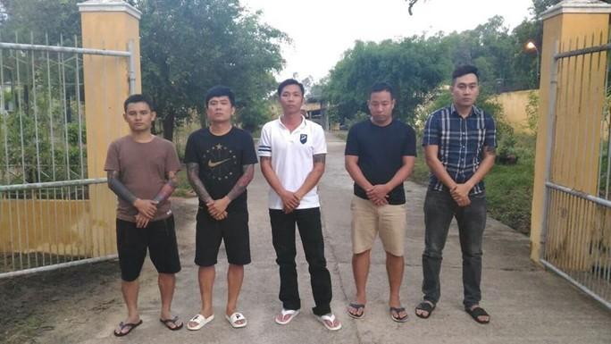 Quảng Nam triệt phá đường dây đánh bạc 600 tỉ đồng do xã hội đen cầm đầu - Ảnh 1.