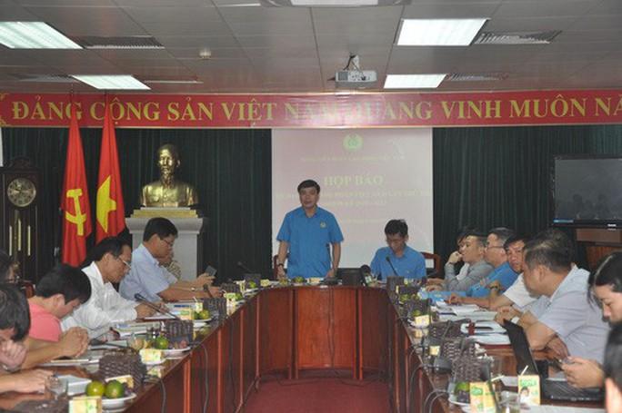 Khai mạc Đại hội Công đoàn Việt Nam lần thứ XII - Ảnh 1.