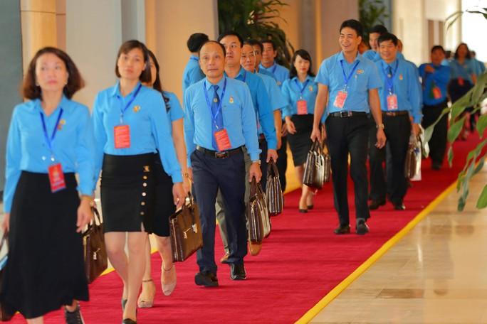 Khai mạc ngày hội lớn của giai cấp công nhân Việt Nam - Ảnh 4.