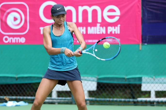 Cuộc chiến bóng hồng tại Giải Quần vợt Pro Tour 4 - Ảnh 1.