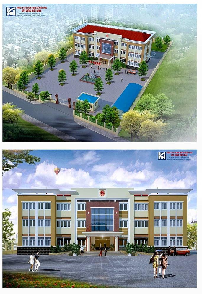 """Hà Nội muốn xây dựng, """"đồng phục hóa cho gần 500 trụ sở phường, xã - Ảnh 2."""
