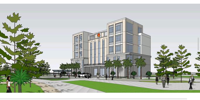 """Hà Nội muốn xây dựng, """"đồng phục hóa cho gần 500 trụ sở phường, xã - Ảnh 1."""