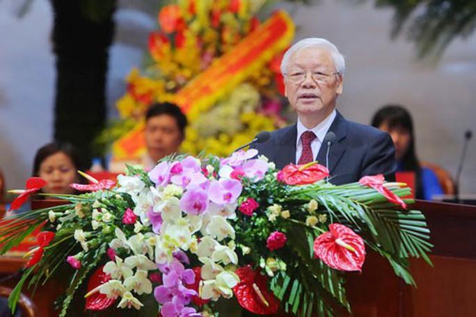 Tổng Bí thư Nguyễn Phú Trọng: Công đoàn có nhiều sáng tạo, đổi mới hoạt động - Ảnh 1.