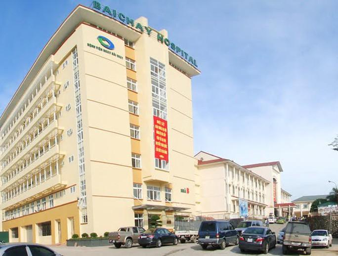 Liên tiếp 2 bệnh nhân nhảy lầu tự tử tại Bệnh viện Bãi Cháy - Ảnh 1.