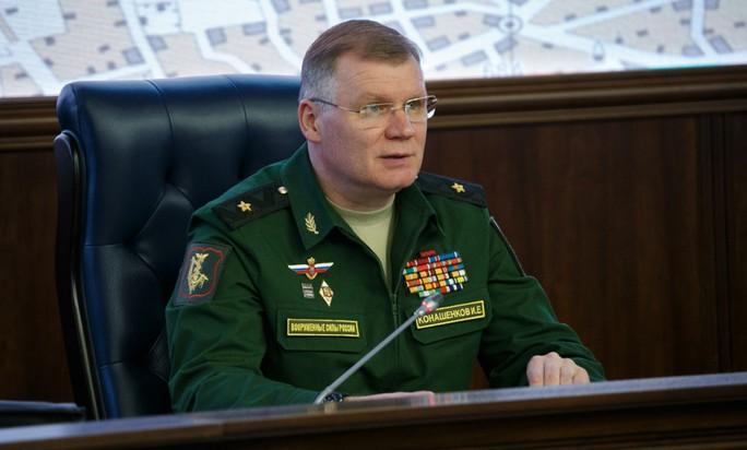 Nga tung dữ liệu từ S-400 chứng tỏ Syria nhắm F-16 nhưng bắn hạ Il-20 - Ảnh 1.