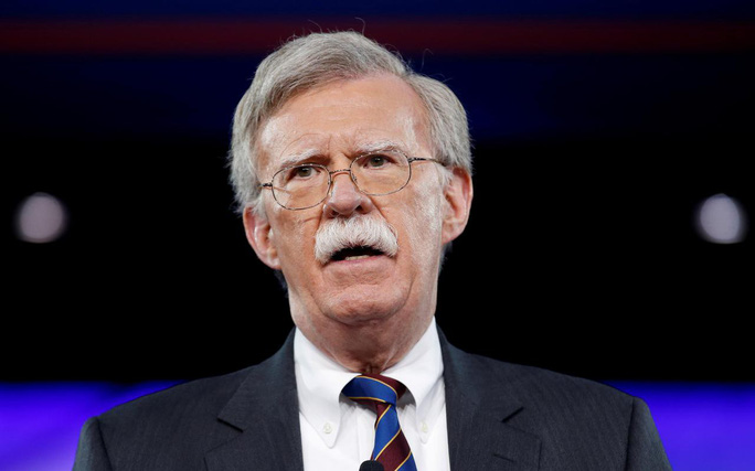 """Cố vấn an ninh quốc gia Mỹ: Trung Quốc """"rất hung hăng trên biển Đông - Ảnh 1."""