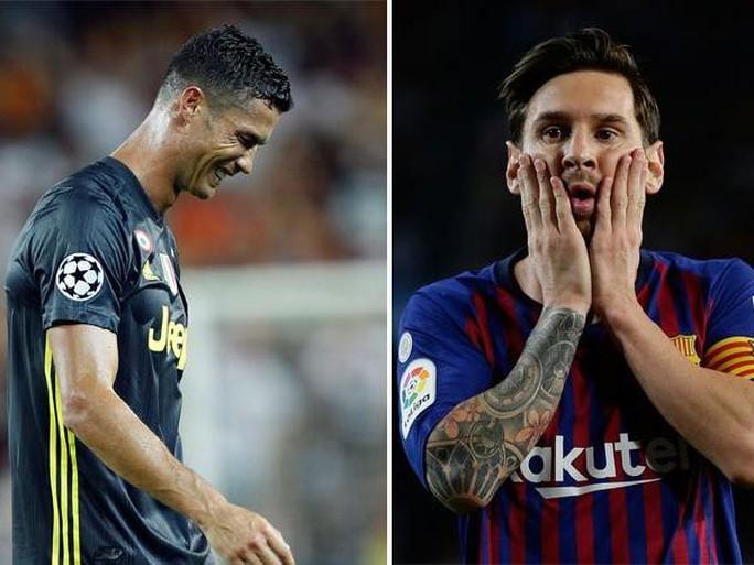 Ronaldo và Messi bị chỉ trích vì không dự lễ trao giải The Best - Ảnh 1.