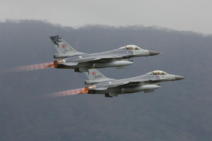 Mỹ thông qua thỏa thuận 330 triệu USD bán linh kiện vũ khí cho Đài Loan - Ảnh 1.