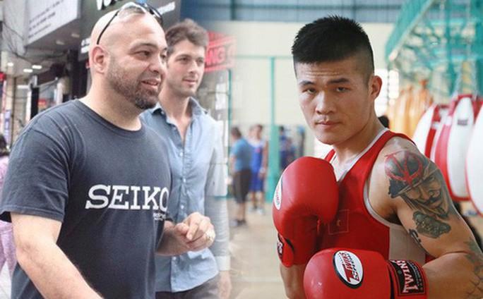 Trương Đình Hoàng sẽ đấu với Flores vào cuối năm - Ảnh 1.