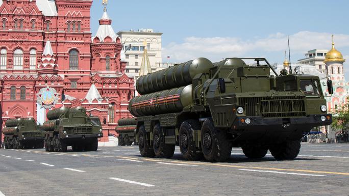 """Được Nga cung cấp S-300, Syria nói Israel nên """"suy nghĩ cẩn thận"""" - Ảnh 1."""