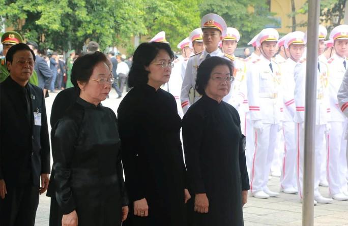 Lãnh đạo Đảng, nhà nước viết gì trong sổ tang Chủ tịch nước Trần Đại Quang? - Ảnh 4.