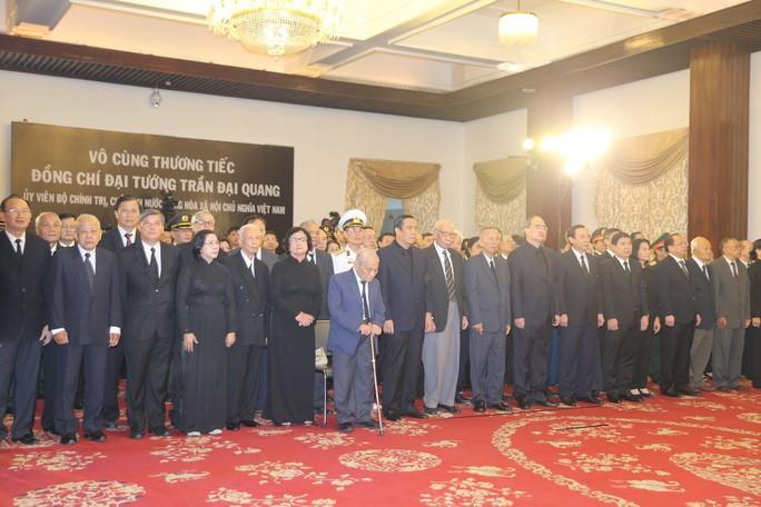 Lễ viếng Chủ tịch nước Trần Đại Quang tại TP HCM - Ảnh 2.