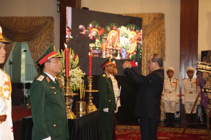 Lễ viếng Chủ tịch nước Trần Đại Quang tại TP HCM - Ảnh 4.