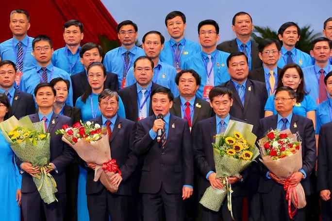 Bế mạc Đại hội XII Công đoàn Việt Nam - Ảnh 5.
