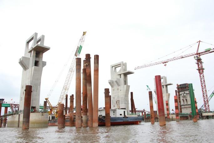 Trung tâm Chống ngập lên tiếng về dự án chống ngập 10.000 tỉ đồng - Ảnh 1.
