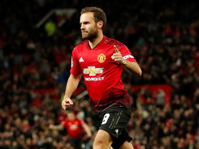 Từ chối lương khủng ở Trung Quốc, Juan Mata gia hạn hợp đồng với M.U - Ảnh 1.