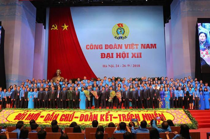 Bế mạc Đại hội XII Công đoàn Việt Nam - Ảnh 4.