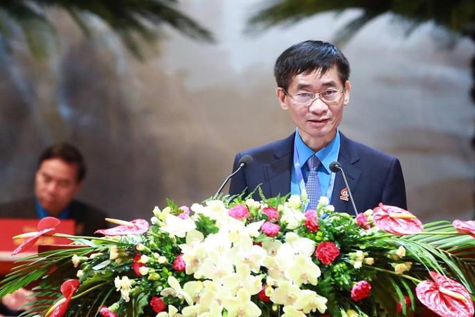 Ông Bùi Văn Cường tái đắc cử Chủ tịch Tổng LĐLĐ Việt Nam khóa XII - Ảnh 6.