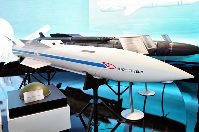Nga trang bị tên lửa siêu âm có thể hạ mục tiêu cách 300 km - Ảnh 1.