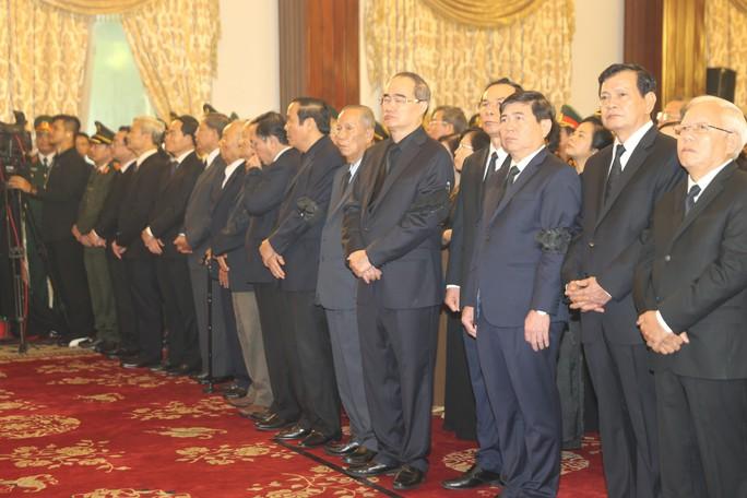 TP HCM: Hàng ngàn người dự Lễ truy điệu Chủ Tịch nước Trần Đại Quang - Ảnh 1.