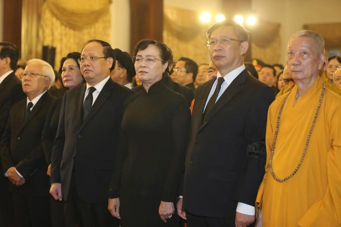 TP HCM: Hàng ngàn người dự Lễ truy điệu Chủ Tịch nước Trần Đại Quang - Ảnh 3.