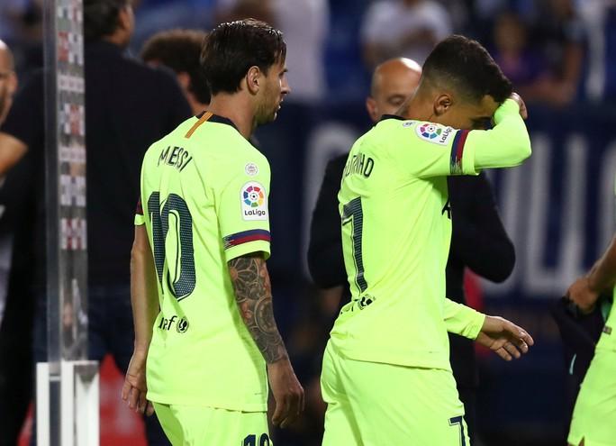La Liga sốc khi Barcelona và Real Madrid rủ nhau bại trận - Ảnh 6.
