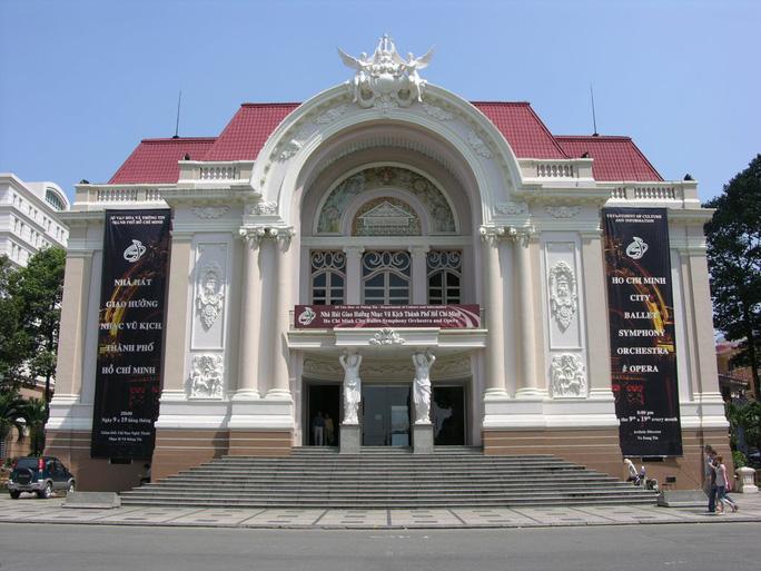 TP HCM muốn xây nhà hát 1.500 tỉ đồng ở quận 2 - Ảnh 1.