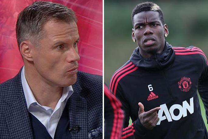 Sừng sộ với Mourinho trên sân tập, Pogba bị chỉ trích - Ảnh 2.