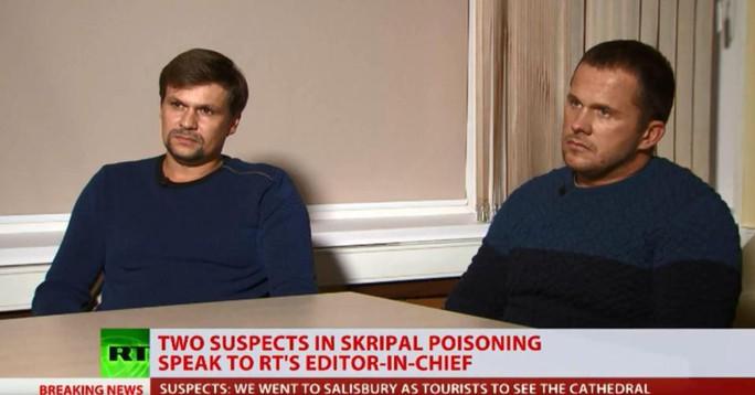"""""""Sĩ quan tình báo thứ ba"""" của Nga tham gia đầu độc cựu điệp viên ở Anh - Ảnh 1."""