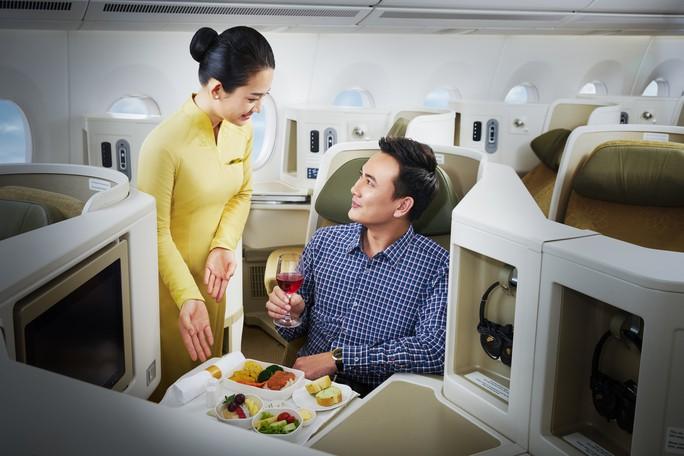 """Vietnam Airlines nhận giải thưởng """"Hãng hàng không 4 sao toàn cầu"""" - Ảnh 2."""