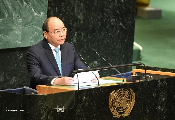 Thủ tướng mong các nước ủng hộ Việt Nam làm Ủy viên Hội đồng Bảo an LHQ - Ảnh 1.