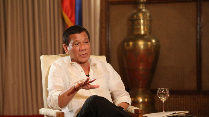 Ông Duterte nói về tội lỗi duy nhất - Ảnh 1.