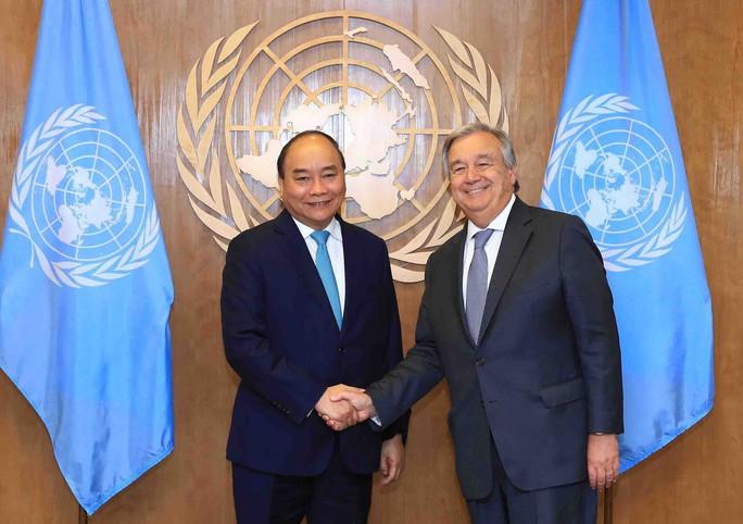 Việt Nam ủng hộ vai trò của Liên Hiệp Quốc - Ảnh 1.