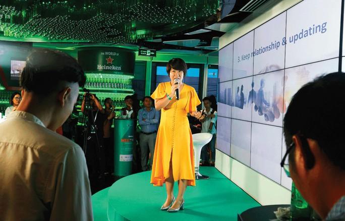 Kết nối nhân lực Việt qua kênh online - Ảnh 1.