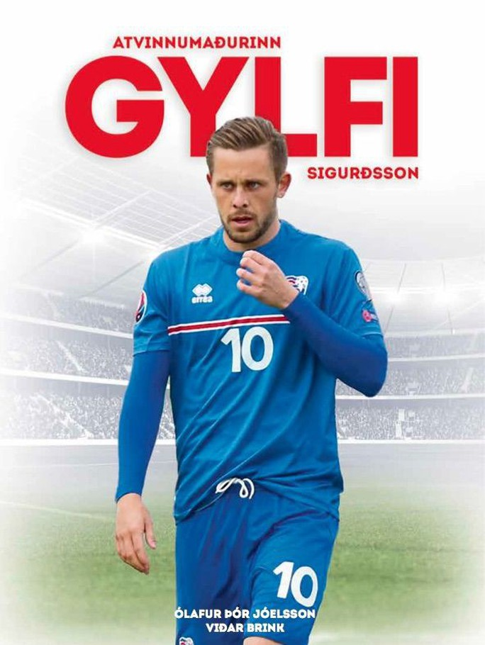 Ngắm bà Becks xinh đẹp của bóng đá Iceland - Ảnh 2.
