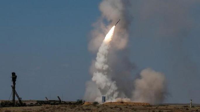Nga bắt đầu chuyển S-300 đến Syria, cảnh báo phương Tây - Ảnh 1.
