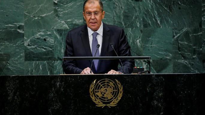 Nga kêu gọi đình chiến với Mỹ - Ảnh 1.