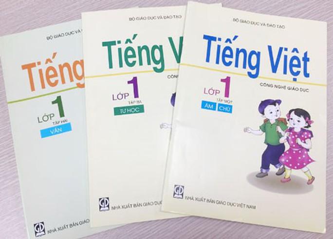 In, phát hành sách Tiếng Việt lớp 1- CNGD tăng 13 lần - Ảnh 1.