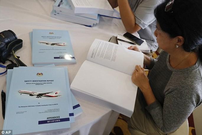 Báo cáo cuối cùng về MH370 bị chỉnh sửa? - Ảnh 2.