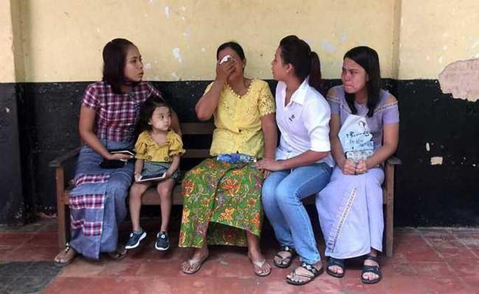 Hai phóng viên Reuters bị Myanmar kết án 7 năm tù - Ảnh 3.