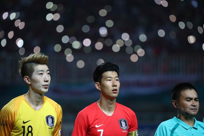 Son Heung-min khiến Hàn Quốc thay đổi luật quân dịch? - Ảnh 5.