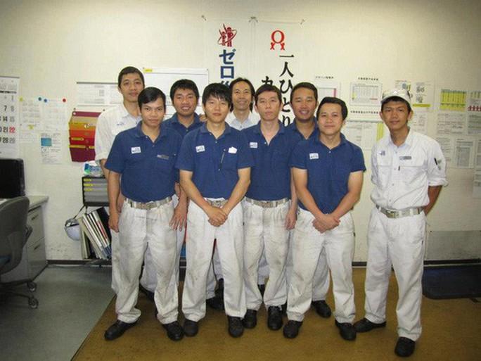 Sang Nhật Bản làm việc với thu nhập từ 20 đến 30 triệu đồng/tháng - Ảnh 1.
