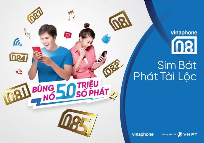 VinaPhone chính thức mở bán dải sim Phát tài lộc 08x - Ảnh 1.