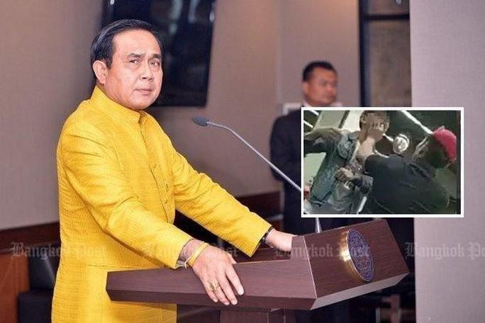 Khách Trung Quốc bị nhân viên an ninh sân bay Thái Lan đánh - Ảnh 2.